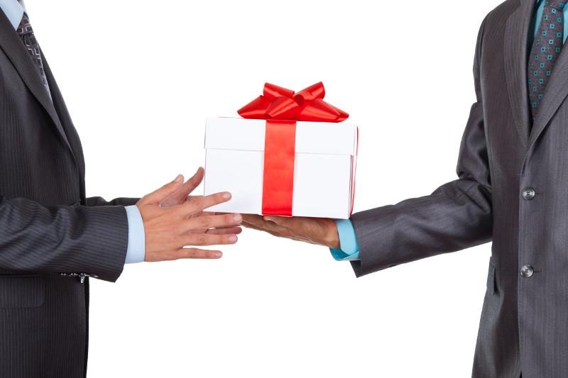 Какой подарок дарят грузинам