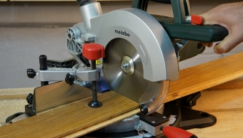 Metabo KS 216 M LASERCUT 102160300 - фотография 8