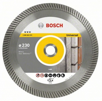 BOSCH Best for Universal Turbo 2608602672 - фотография 1