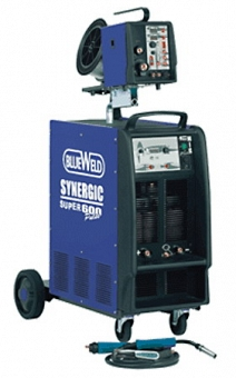 BlueWeld SUPER SYNERGIC 600 Pulse - фотография 1