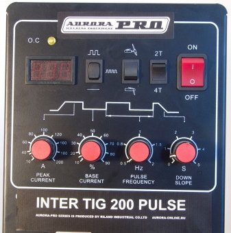 Aurora INTER TIG 200 PULSE - фотография 5