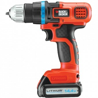 Black Decker EGBL14KB - фотография 1