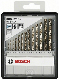 BOSCH Robust Line HSS-Co 2607019926 - фотография 1