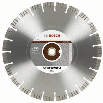 BOSCH Best for Abrasive 2608602686 - фотография 1