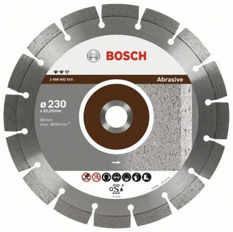 BOSCH Standard for Abrasive 2608602700 - фотография 1