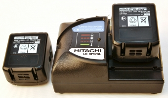 Hitachi WR14DSL - фотография 8