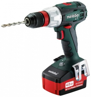 Metabo BS 18 LT Quick 602104500 - фотография 1