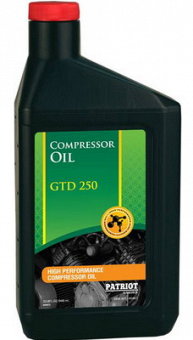 PATRIOT Compressor Oil GTD 250 30600 - фотография 1