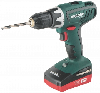 Metabo BS 18 LT Quick 602102650 - фотография 1