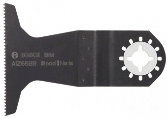 BOSCH BIM AIZ 65 BB Wood 2608661907 Nails 2609256949 - фотография 1
