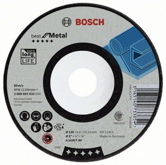 BOSCH Best for Metal 2608603534 - фотография 1