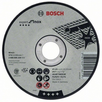 BOSCH Expert for Inox 2608603405 - фотография 1