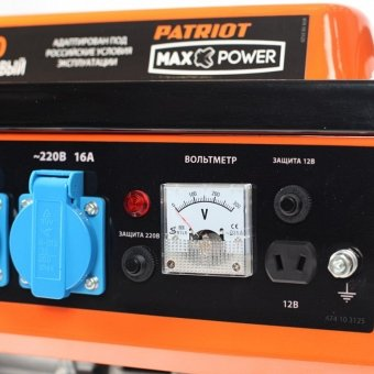 PATRIOT Max Power SRGE 1500 - фотография 3