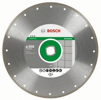BOSCH Best for Ceramic Extra-Clean Turbo 2608603598 - фотография 1