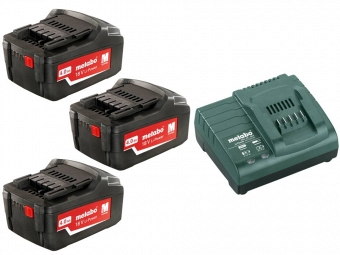 Metabo Basic-Set 4.0 685049000 - фотография 1