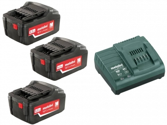 Metabo Basic-Set 5.2 685048000 - фотография 1