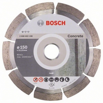 BOSCH Standard for Concrete 2608602198 - фотография 1
