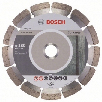 BOSCH Standard for Concrete 2608602199 - фотография 1