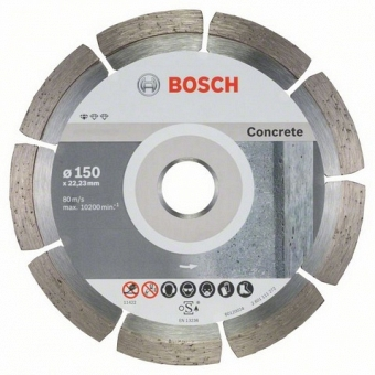BOSCH Standard for Concrete 2608603241 - фотография 1