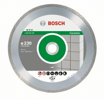 BOSCH Standard for Ceramic 2608603234 - фотография 1