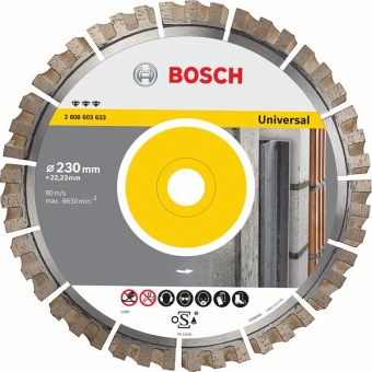 BOSCH Best for Universal 2608603633 - фотография 1