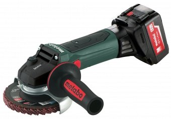 Metabo W 18 LTX 125 Inox Set 600174880 - фотография 2