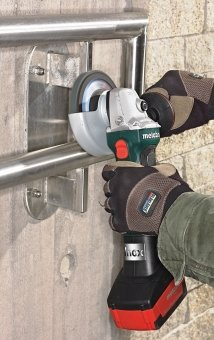 Metabo W 18 LTX 125 Inox Set 600174880 - фотография 6