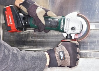 Metabo W 18 LTX 125 Inox Set 600174880 - фотография 8