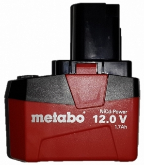 Metabo BS12NiCD 625472000 - фотография 1