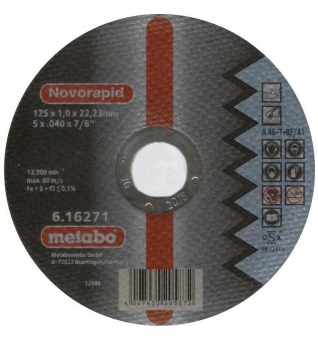 Metabo SP-Novorapid 617127000 - фотография 1