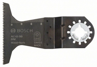 BOSCH BIM AIZ 65 BB Wood 2608661901 Nails 2609256949 - фотография 1