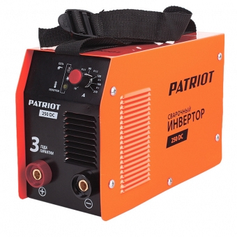 PATRIOT 250DC Case - фотография 1
