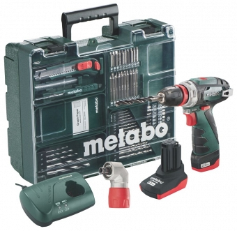Metabo PowerMaxx BS Quick Pro 600157880 - фотография 1