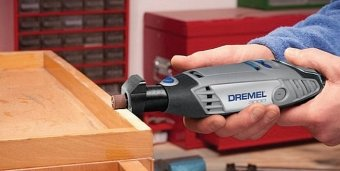 Dremel 3000 XMAS KIT BRONZE - фотография 4