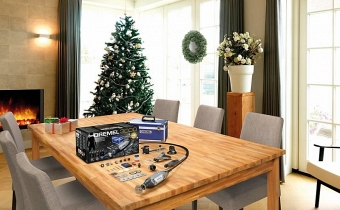 Dremel 3000 XMAS GOLD KIT - фотография 2