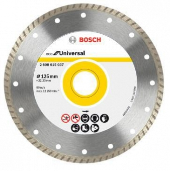BOSCH ECO Univ.Turbo 2608615037 - фотография 1