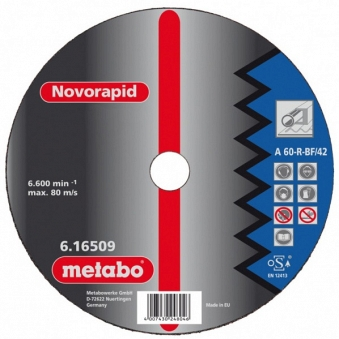 Metabo Novorapid 616508000 - фотография 1