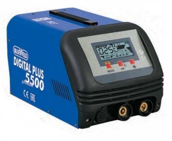 BlueWeld DIGITAL PLUS 5500 - 400V (823166) - фотография 1