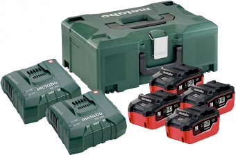 Metabo Basic-Set 6.2 685104000 - фотография 1