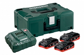 Metabo Basic-Set 3.5 685100000 - фотография 1