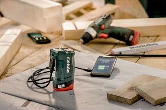 Metabo PowerMaxx PA USB 606212000 - фотография 2