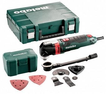 Metabo MT 400 QUICK SET 601406500 - фотография 1