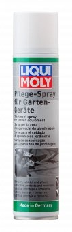 LIQUI MOLY Pflege-Spray fur Garten-Gerate - фотография 1