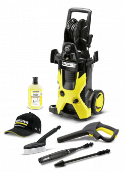 Karcher K 5 Premium Football Edition - фотография 1