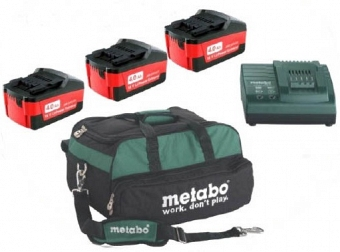 Metabo Power Combo-Set 4.0 685024000 - фотография 1