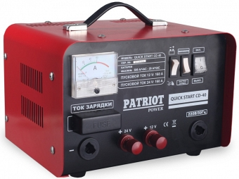 PATRIOT Power Quik start CD-40 - фотография 1