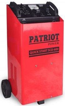 PATRIOT Power Quik start SCD-600 - фотография 1