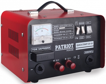 PATRIOT Power Quik start CD-50 - фотография 1