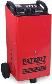 PATRIOT Power Quik start SCD-200 - фотография 1