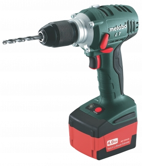 Metabo BS 14.4 LT Impuls 602137610 - фотография 1
